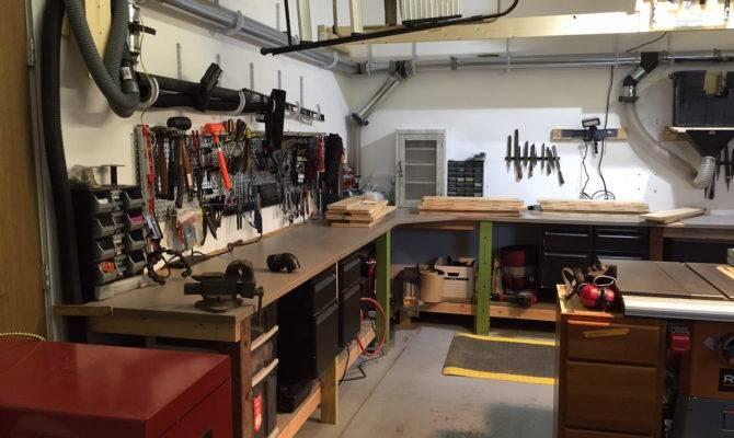 Craig Garage Workshop Wood Whisperer