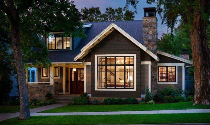 Cratfman Home Colors House Paint Craftsman Style Curb Appeal