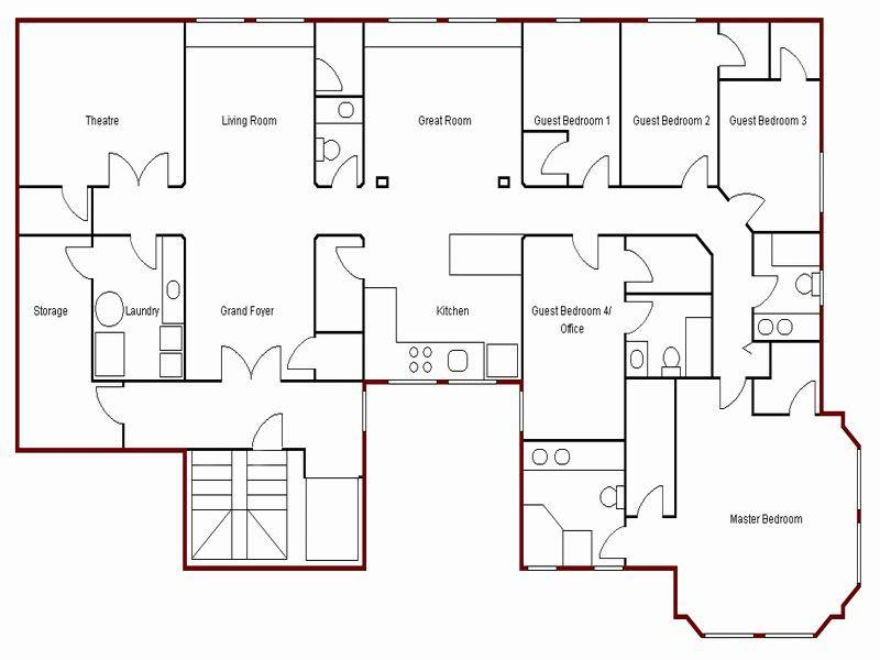 Create Floor Plans Easy Ways Your Home House Plans 37003