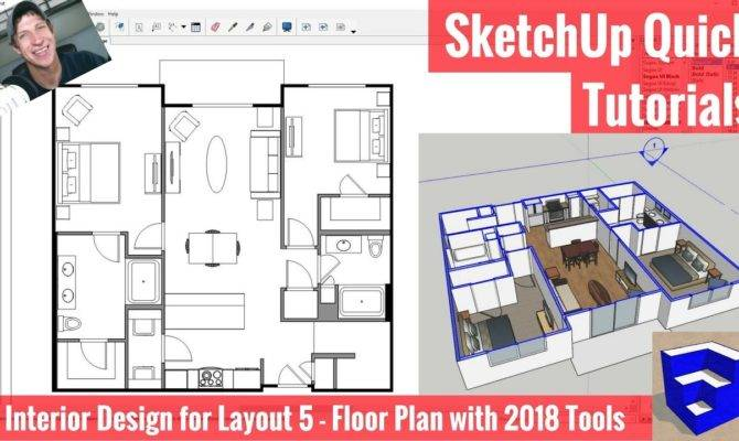 Creating Floor Plan Layout Sketchup New