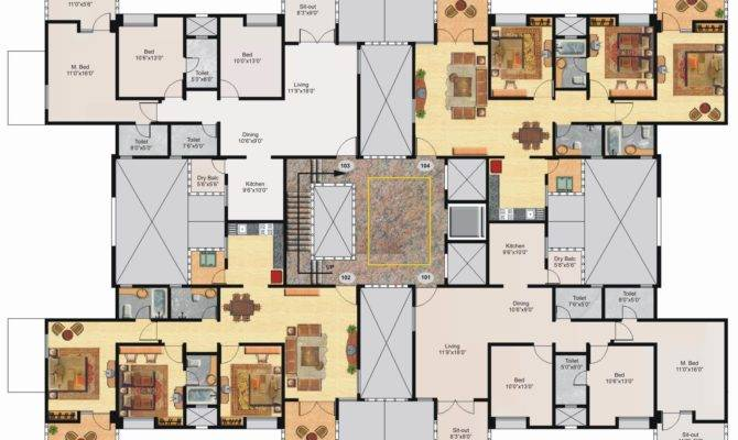 Creating Home Floor Plans Large