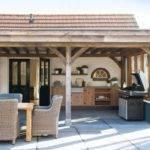 Creating Ideal Outdoor Summer Kitchen Fall