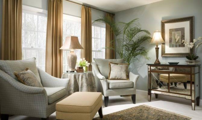 Creating Master Bedroom Sitting Area