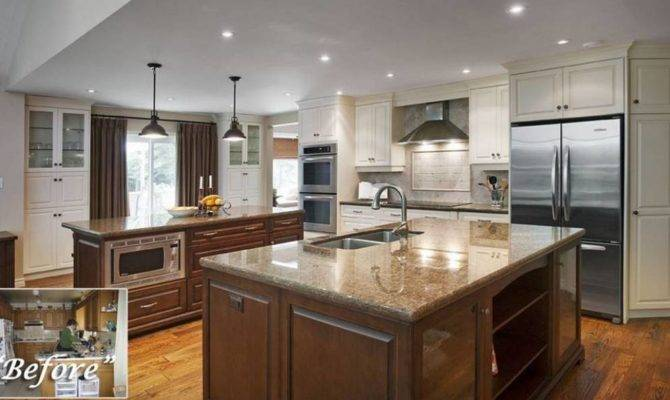 Creating Open Concept Kitchen