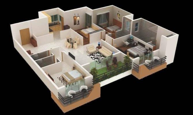 Creative Home Layout Interior Design Ideas