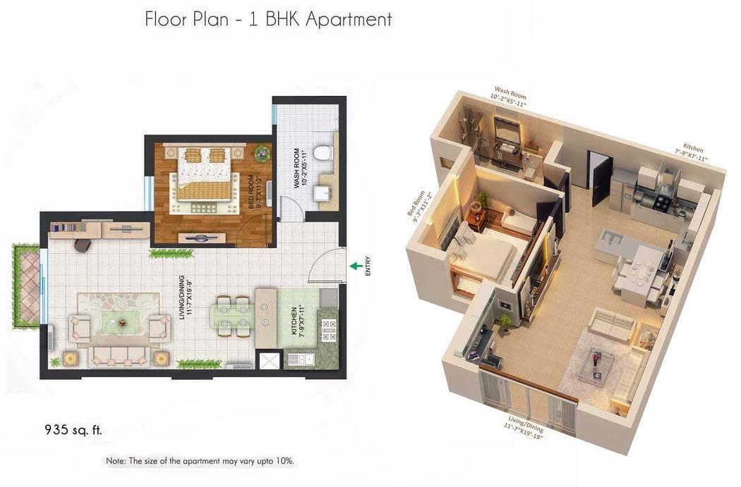 Creative Small Studio Apartment Floor Plans Designs House Plans 121338