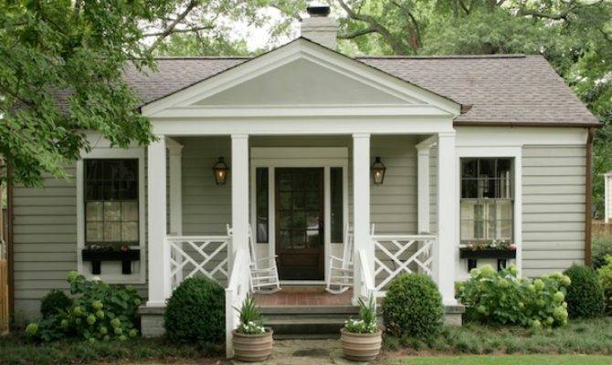 Creative Ways Bring Life Your Small Porch