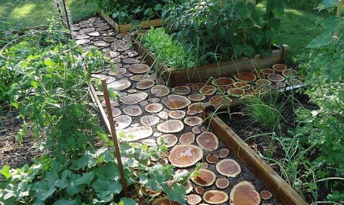 Creative Ways Turning Wood Logs Tree Stumps Into