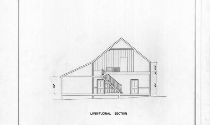 Cross Section Denke House Winston Salem North Carolina Christian