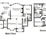 Custom Built Homes Floor Plans Inspirational