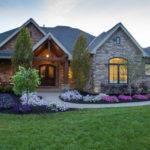Custom Built Homes Rustic Exterior Other