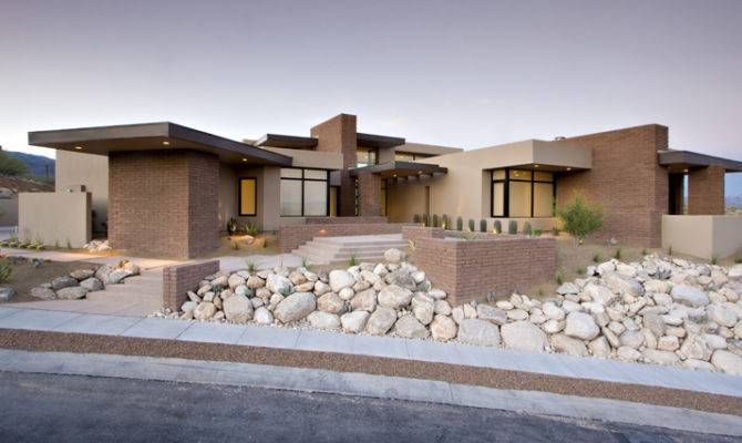 Custom Built Modern Luxury Homes Tucson Mccreary Inc