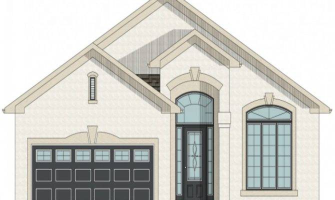 Custom Bungalow House Plans Canadian