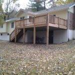 Custom Deck Designs Creve Couer Schrader Contracting