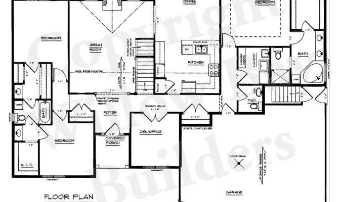 Custom Floor Plans Blueprints Appleton
