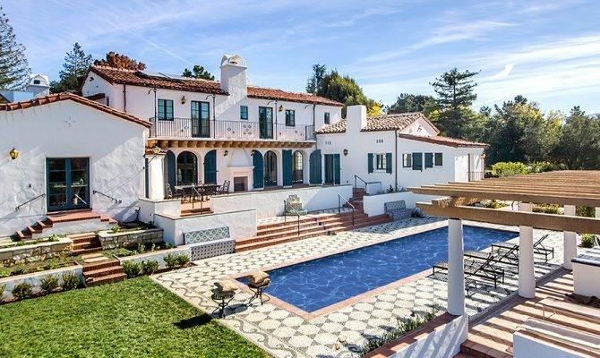 Custom Home Builder Spanish Revival California