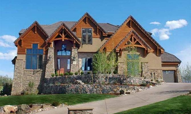 Custom Home Building Ideas Modern