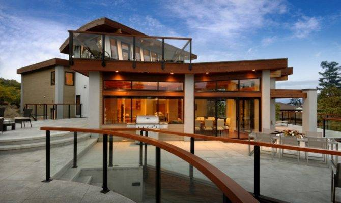 Custom Home Design Canada Most Beautiful Houses World