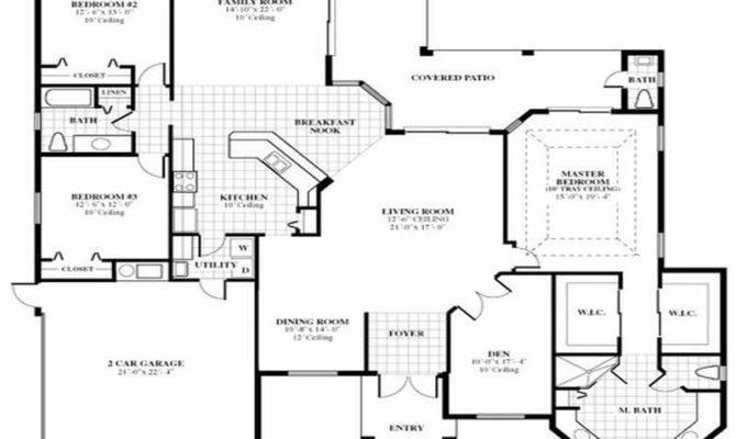 Custom Home Floor Plans House Planner