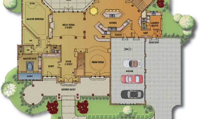 Custom Home Floor Plans Oregon Deco