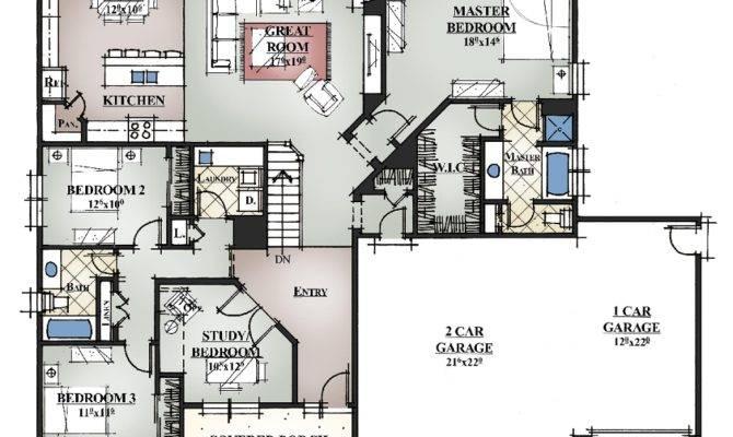 Custom Home Plans Greenmark Builders