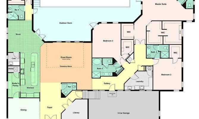 Custom Home Portfolio Floor Plans Few Words Blog