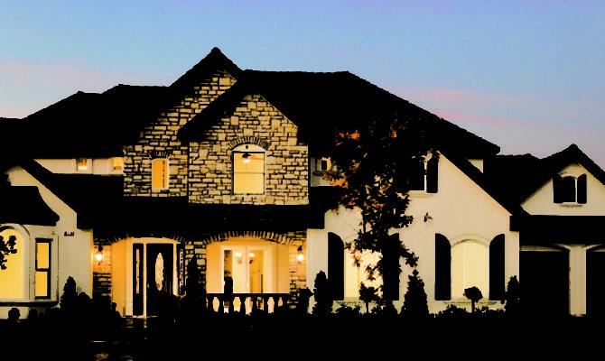 Custom Homes Starting Residence Bedrooms