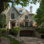 Custom Homes Tudor Style Makow Architects