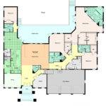 Custom House Floor Plans Home Florida Craftsman Style