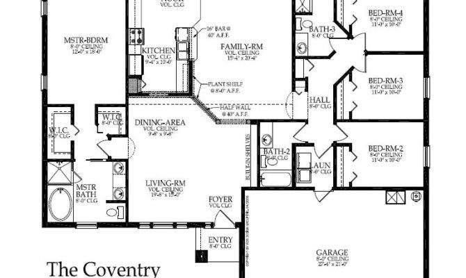 Custom House Plans Photos
