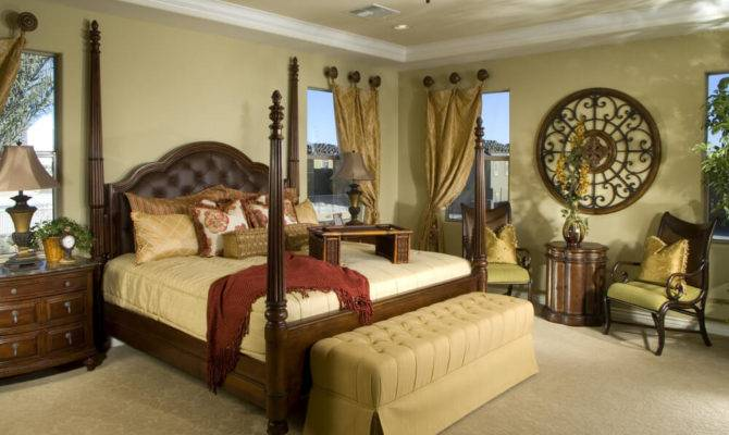 Custom Luxury Master Bedroom Designs