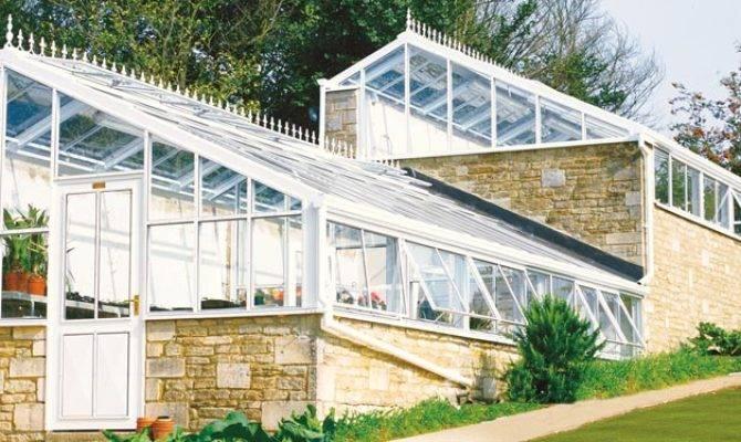 Custom Made Lean Greenhouse Hartley Botanic
