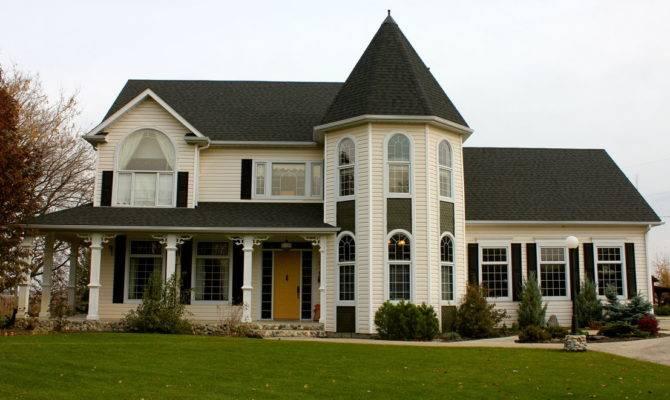 Custom Victorian Home Manitoba Homes Designed