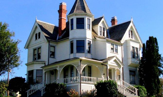 Custom Victorian House Paint Colors Exterior Style