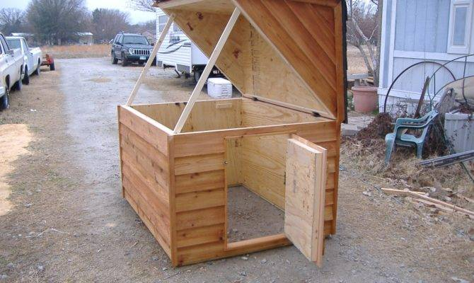 Custom Well Pump Houses Heated Insulated Dog House