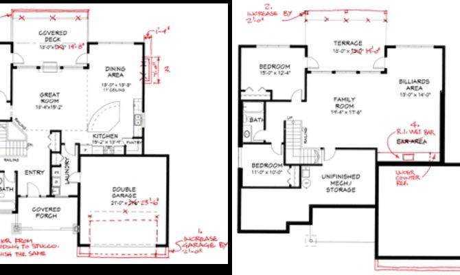 Customize Your Modern House Plans Designs Exciting