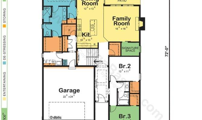 Customized Floor Plans New Homes