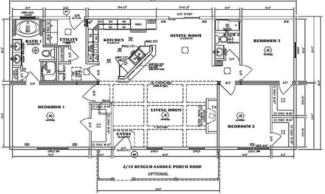 Customranch Floorplan