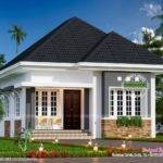 Cute Little Small House Plan Kerala Home Design