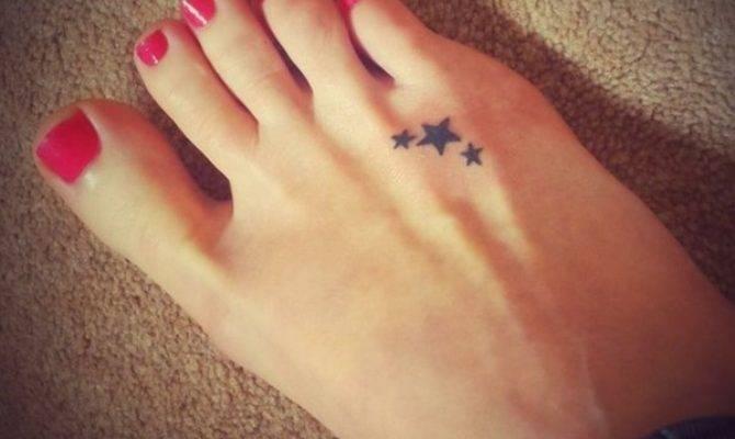 Cute Small Tattoo Designs Girls Feet