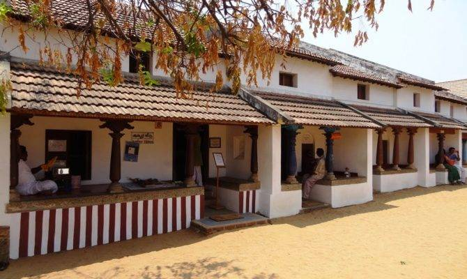 Dakshinachitra Glimpse Traditional Homes South