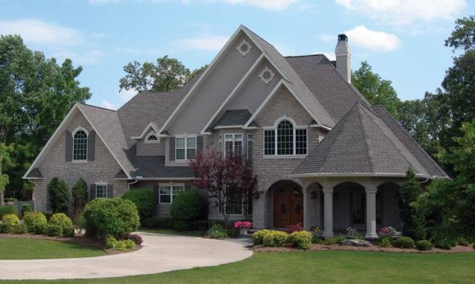Danzig European Luxury Home Plan House Plans