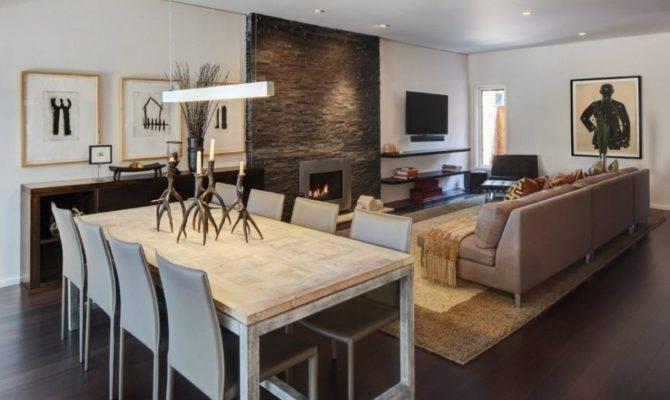 Dark Wood Floors Dining Room Amazing Tile