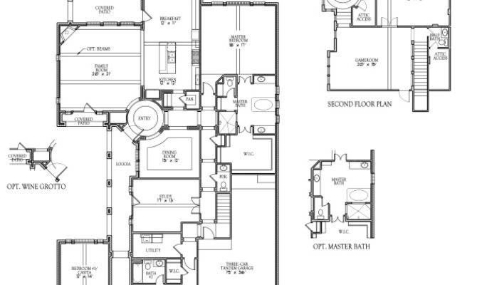 Darling Patio Home Floor Plans Crunchymustard