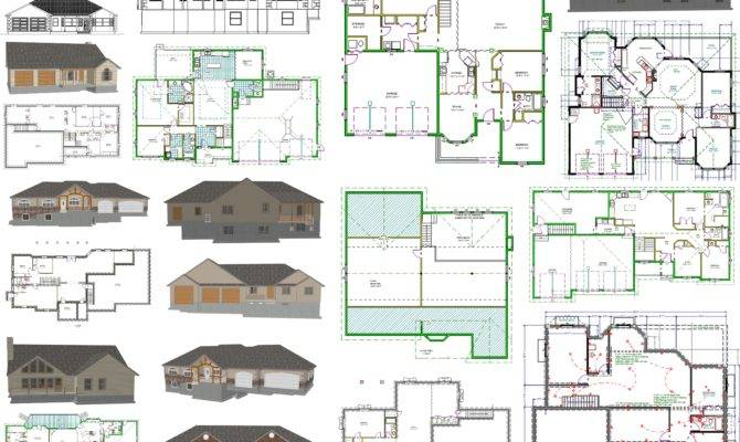 18 Home Blueprints Ideas That Optimize Space And Style House Plans