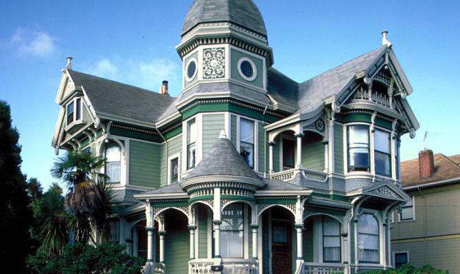 Dave Victorian House West Coast Victorians