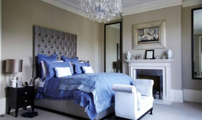 David Dangerous Modern Victorian Bedroom