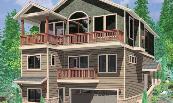 Daylight Basement Plans Ideas Home Blueprints