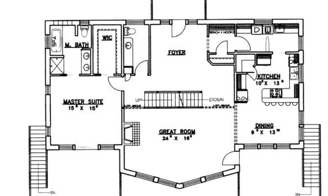 Dealing Waterfront House Plans Latest