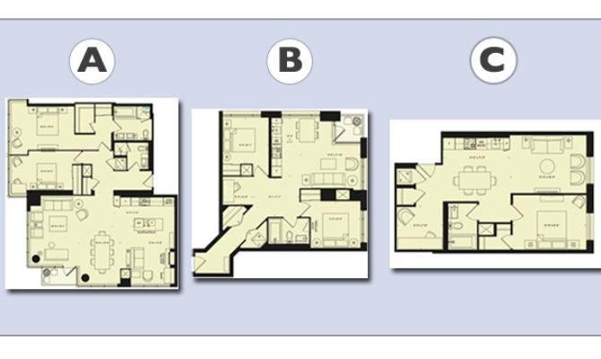 Decipher Condo Floorplan